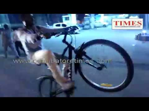 keenness cycle whiling record by kalapatti arun part 2