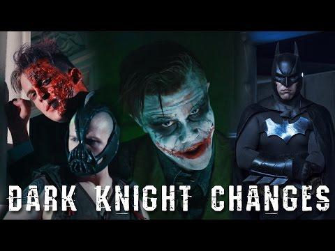 """Dark Knight Changes - One Direction """"Night Changes"""" Batman Parody"""