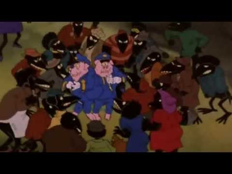 Fritz The Cat: Duke's Death & The Bombing Of Harlem