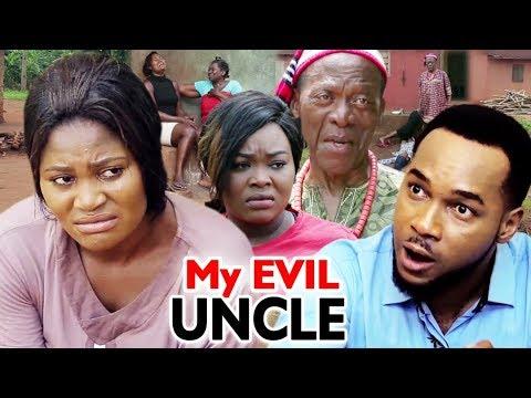 My Evil Uncle  1&2 - Chzzy Alichi 2019 Latest Nigerian Nollywood Movie ll African Movie Full HD