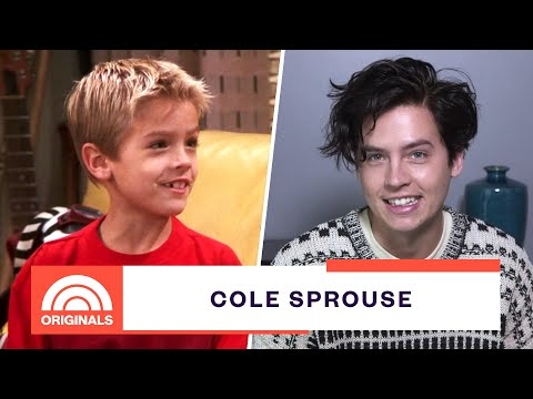Cole Sprouse On Being Ross' Son On 'Friends' And His Crush On Jennifer Aniston   TODAY Originals