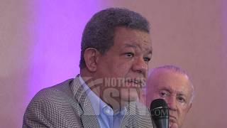 Leonel Fernández dice que la Constitución nunca se ha modificado dos veces con el mismo objetivo
