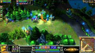 (HD072) One million views baby -Part1- League Of Legends Replay [FR]