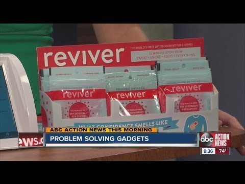 ABC Action News: Weekend Edition: Problem Solving Gadgets with @SteveTV