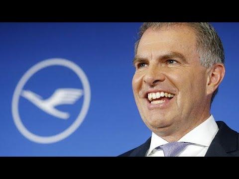 Lufthansa erzielt den größten Gewinn der Unternehmens ...