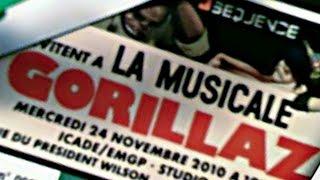 Gorillaz @ La Musicale