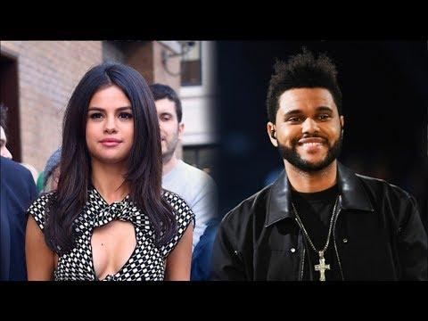 The Weeknd PROPOSING to Selena Gomez!