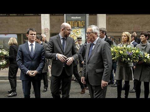 Βρυξέλλες: Επί τάπητος η ευρωπαϊκή απάντηση στην τρομοκρατία