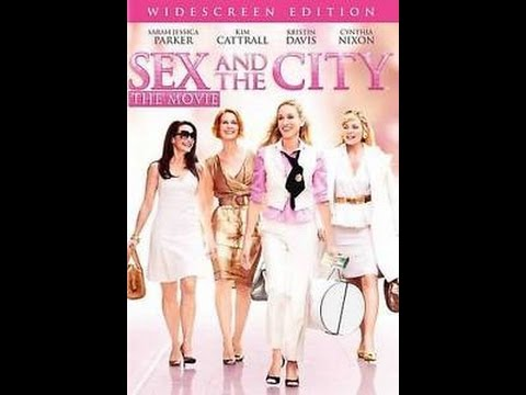 Opening To Sex And The City:The Movie 2008 DVD