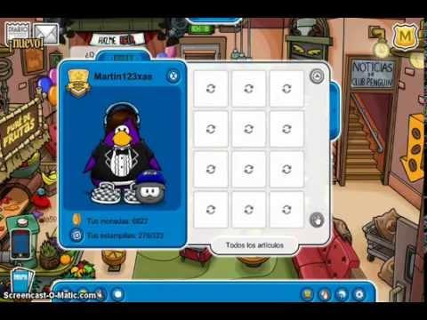 club penguin contraseñas de pinguinos socios marzo 2013