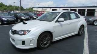 2011 Subaru Impreza WRX Sedan Start Up, Exhaust, And In Depth Review