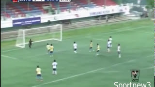 Indian Footballer Died During Goal Celebration Bethlehem Vengthlang Vs Chanmari West 2 3 19 10 2014