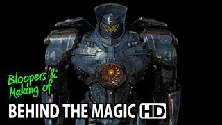 Pacific Rim (2013) Behind the Magic - Bulding Jaegers
