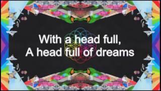 A Head Full Of Dreams - Coldplay Lyrics [AHFOD]