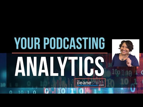 Watch 'Podcasting Stats and New Tools To Track Podcast Analytics in 2018 '