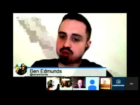 Building Modern and Secure PHP Applications – Codementor Office Hours with Ben Edmunds