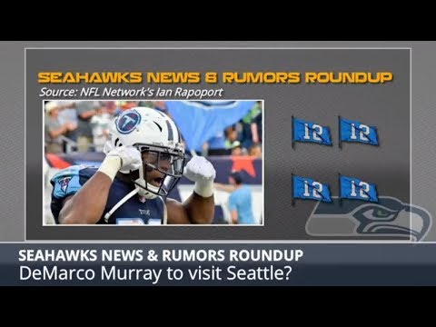 Seahawks Rumors & News Featuring Ndamukong Suh and Ed Dickson interest, and trading Earl Thomas (видео)