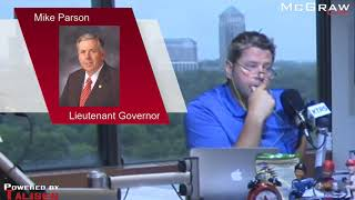 Lt. Governor Mike Parson calls for special session to expel Sen. Maria Chappelle-Nadal
