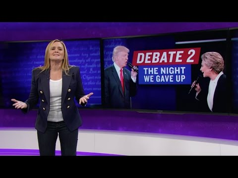 Debate 2: Misery in Missouri | Full Frontal with Samantha Bee | TBS
