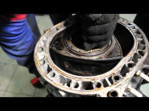Ремонт роторного двигателя mazda rx-8 своими руками фото