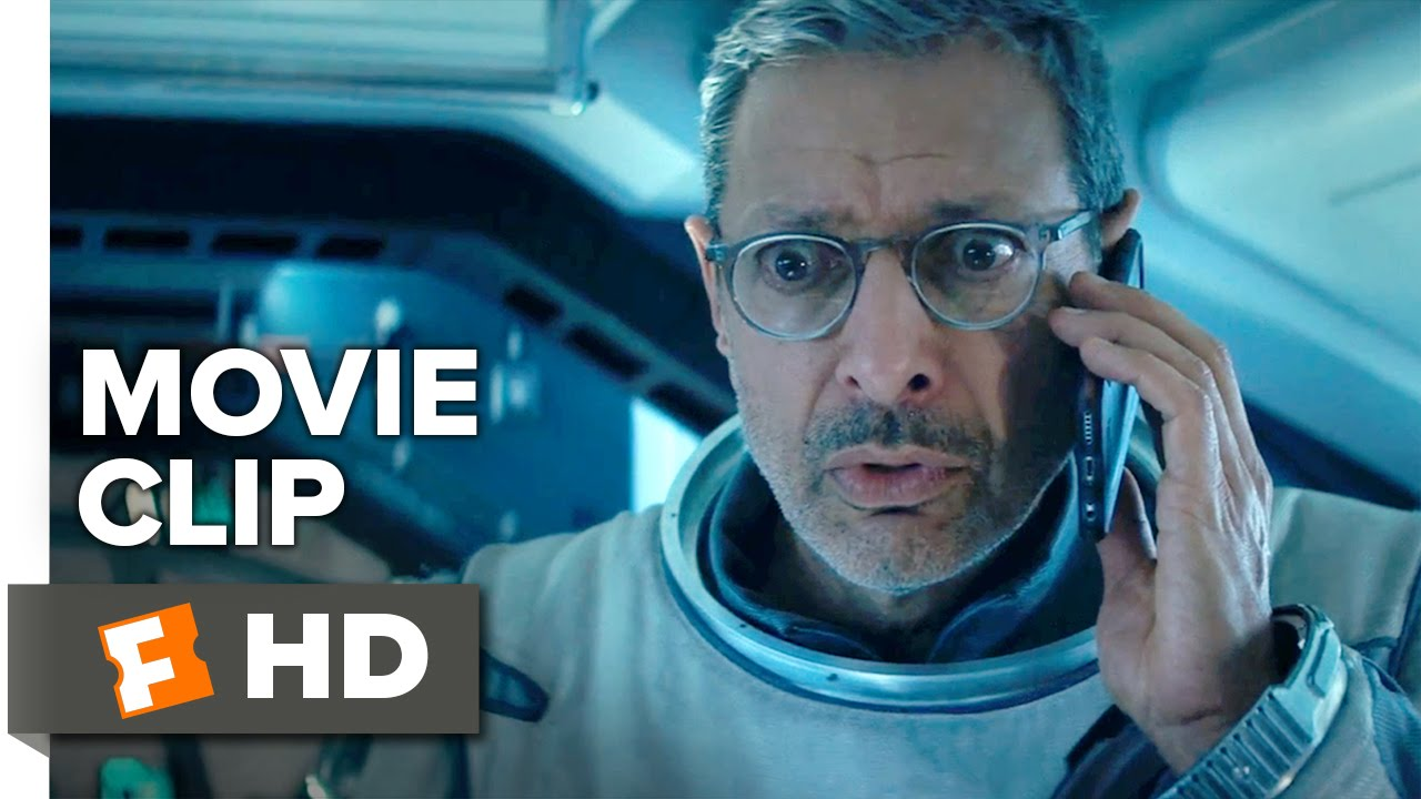 It's Bigger than the last time. Watch Jeff Goldblum lead an Epic Alien Battle in Roland Emmerich's 'Independence Day: Resurgence'