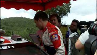 Rally de Portugal Finish 2 / 2 - Rally de Portugal 2011 - Best-of-RallyLive