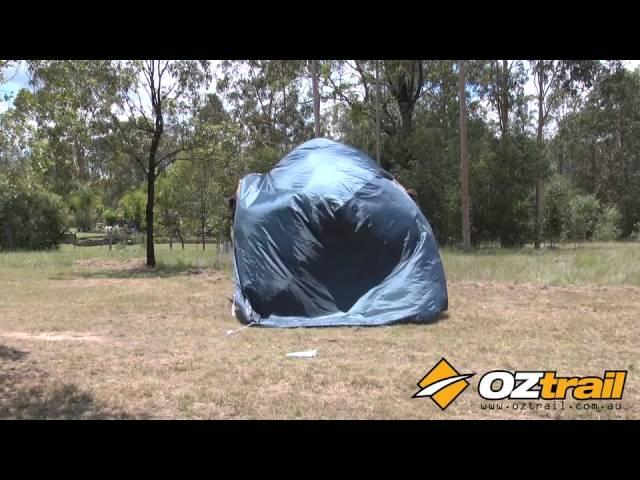 OZtrail Gazebo Setup