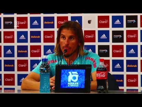 """[Video] Sebastián Beccacece: """"La emoción está garantizada por la gente"""""""
