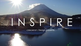INSPIRE - Breathtaking aerial views of Japan from a drone