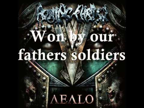 Rotting Christ - Eon Aenaos(Lyrics)