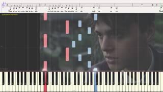 Чувствую душой - ALEKSEEV (Ноты и Видеоурок для фортепиано) (piano cover)