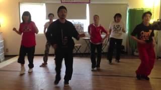 Shinshin先生 Soul クラス / LOGOS DANCE SCHOOL 三田校