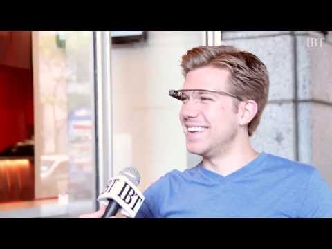Google Glass 'Explorer' Shares Experience With Wearable Computer