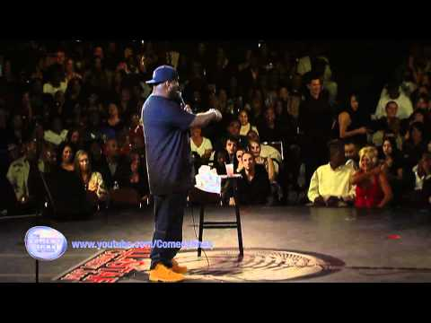 Shaq All Star Comedy Jam | Shaq impersonation by Aries Spears | Comedy Shaq
