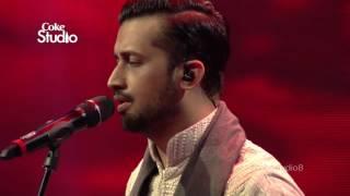 Atif Aslam, Tajdar e Haram, Coke Studio Season 8, Episode 1