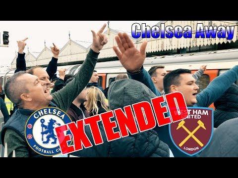 Chelsea Away EXTENDED Video - West Ham At Stamford Bridge 2017/18