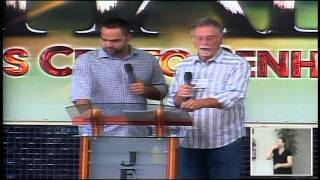 Escola de Profetas - Jhon Schell - 17-08-2014