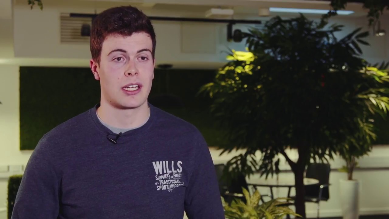 Undergraduate Planning student, Michael Tomlinson, talks about his experiences studying the subject at Queen's University Belfast