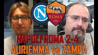 Download Video Napoli Roma 2-4 | Carlo Zampa VS Auriemma MP3 3GP MP4