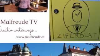 Kreativ unterwegs im Ziferblat Ljubljana