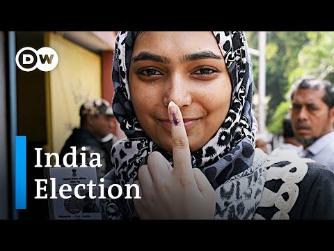 India Election: Exit Polls Suggest Win For Prime Minister Modi's Hindu Nationalist Party | Dw News