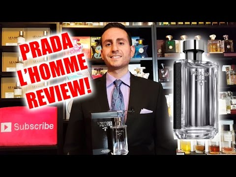 L'Homme by Prada Fragrance / Cologne Review