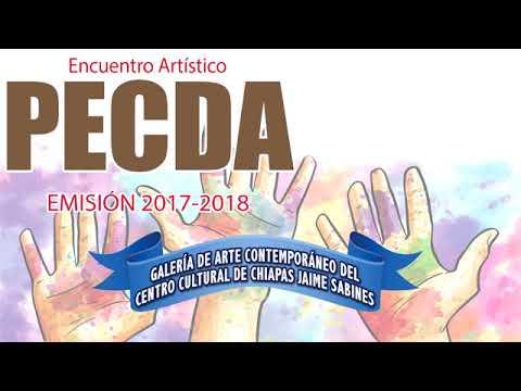 Encuentro Artístico PECDA Emisión 2018, Exposición de Arte