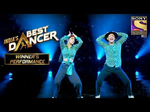 Vartika और Tiger के Retro Performance ने मचाया धमाल! | India's Best Dancer | Winner's Performance