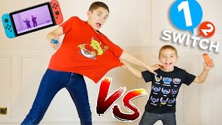 Video NINTENDO 1-2 SWITCH CHALLENGE entre Frères : La Revanche ! MP3, 3GP, MP4, WEBM, AVI, FLV Agustus 2017