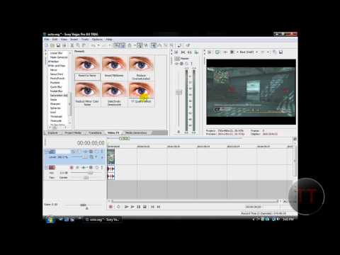 How to boost video quality using Sony Vegas