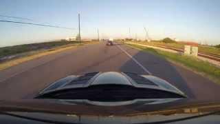 Ocean Drive Corpus Christi Time Lapse