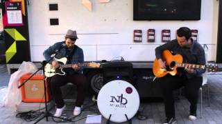 Video No Brake - New Hope [Live @ Hudba v Meste - unplugged]
