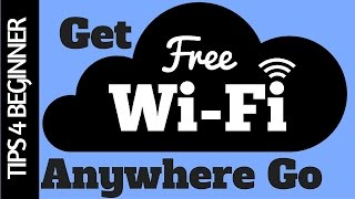 http://tipsforbeginners.net/freeWiFi How to Get Free WiFi Access Anywhere on Android, iphone Laptop Anytime. ▻▻▻▻Next...