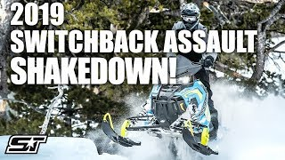 6. Highs and Lows of the 2019 Polaris Switchback Assault 600